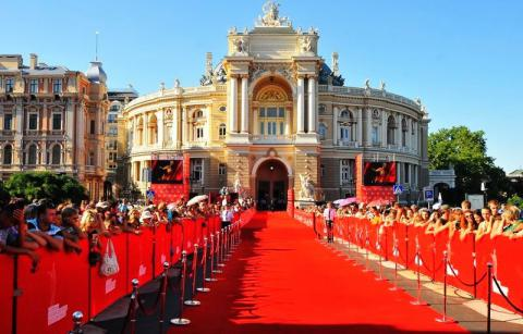 Odessa International Film Festival starts today