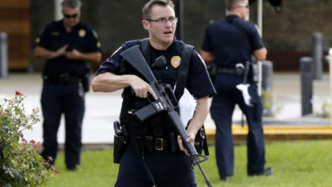 U.S. protests: Former Marine killed 3, wounded another 3 Baton Rouge law enforcement officers
