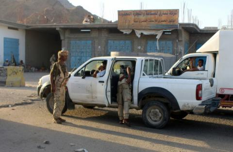 Two car bombs explode in Yemen