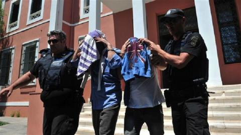 Greece will examine the request for political asylum of Turkish fugitives