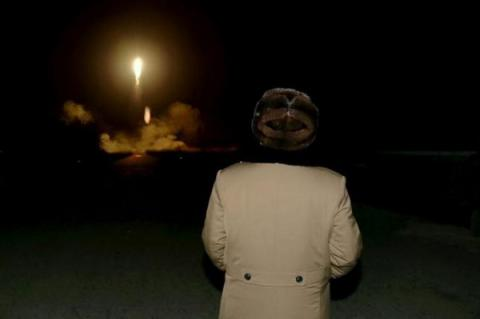 North Korea fires 3 ballistic missiles into sea off its east coast - South Korea's military