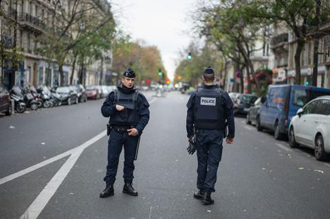 "A man from France's ""Fiche S"" watchlist was arrested"