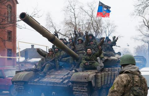 Donbas militants have got 702 tanks, 1,000 artillery systems - Expert
