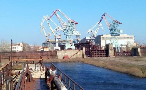 Smart-holding's Kherson shipyard declared bankrupt, to be liquidated