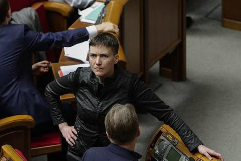 Proposals to impose martial law in Ukraine come too late – Savchenko