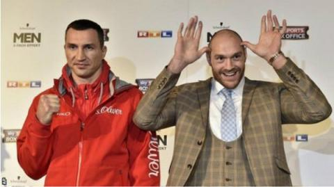 Next match between Klitschko and Fury may be in Ukraine or Germany