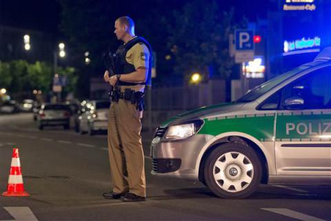 12 wounded over terrorist attack in Ansbach, Germany