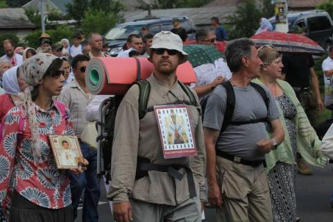 Russian-backed religious procession banned from Kyiv streets due to provocations possibility