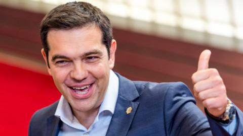 Greek PM suggests changing the constitution