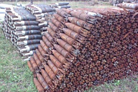 Blast at Ukrainian arms defense enterprise in Sumy region kills 3