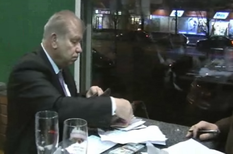 Ukrainian Security Service caught Higher Economic Court Judge at taking bribe