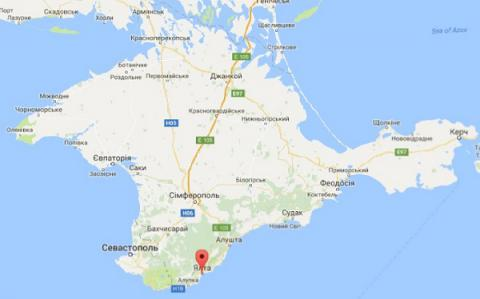Russia made Google to return old Soviet placenames on its Russian-language maps of Crimea