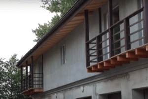 The Ukrainian invented home that doesn't need to be heated (VIDEO)