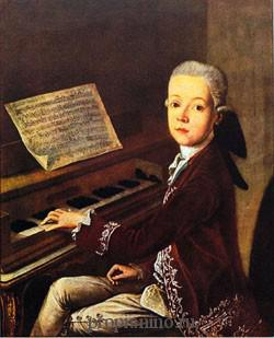 Amazing properties of the music of Mozart. Interesting Facts