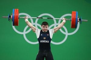 Olympics-2016. Armenian weightlifter was dreadful injured during competition (Video)