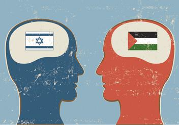 Poll: Israelis and Palestinians want peace in a slim majority