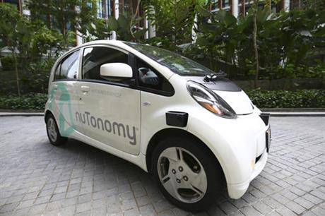 World's first self-driving taxis began working in Singapore