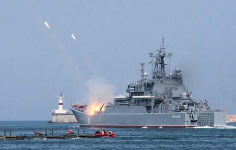 Russia to transfer 3 new frigates to Sevastopol in occupied Crimea