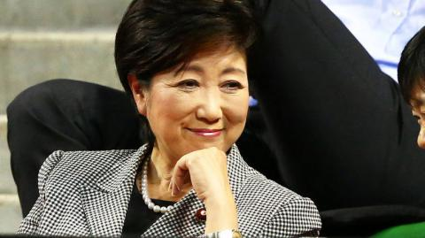 First female governor will rule Tokyo