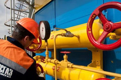 Ukraine's natural gas stocks 25.1% up after heating season end