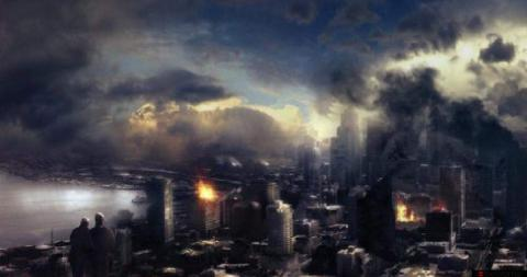 A new classification of the end of the world: three major threats