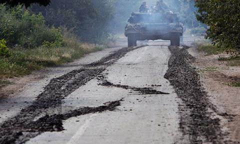 Road restoration in Donbas will require more than UAH 7 bln
