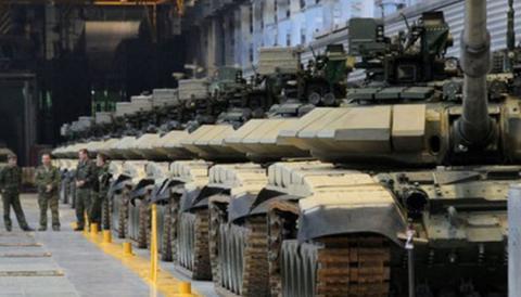 Ukraine to speed up defense industry development due to Donbas war