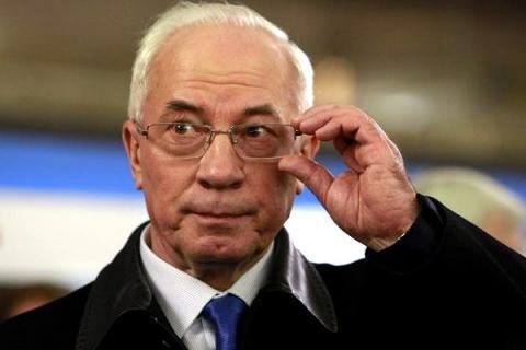 Ukrainian PGO calls former PM Azarov for interrogation
