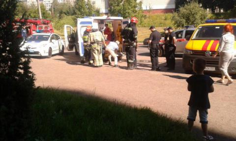 A man seriously wounded by bomb blast in Lviv - Ukraine's police