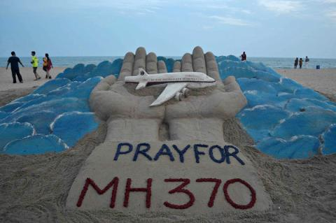 Lost MH370's pilot had course to southern Indian Ocean on his home flight simulator