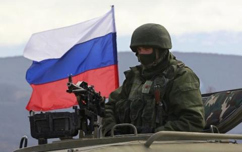Russian airborne assault units arrive in Crimea - Ukraine's State Border Guard