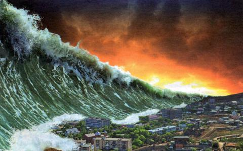 Science has confirmed a Chinese myth about the Great Deluge