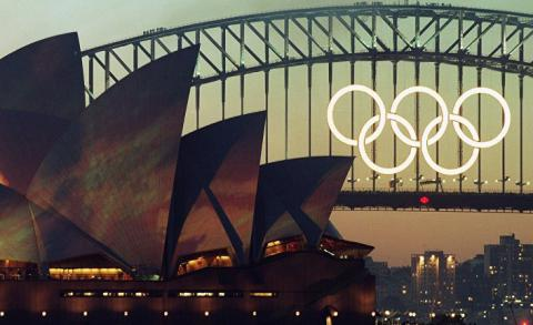 US almost banned from the Olympic Games in Sydney