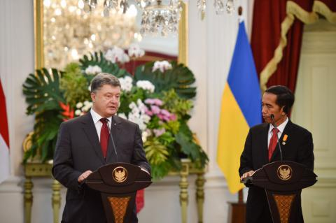Ukraine and Indonesia to talk about cooperation