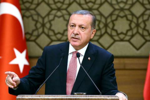 Turkey's Erdogan vows to build stronger Turkey after failed coup
