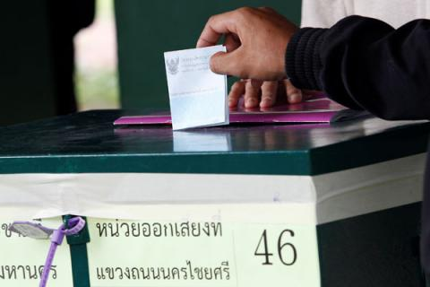 Thai voters approved junta-backed constitution - Referendum preliminary results