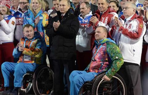 Russian athletes banned from competing at Rio 2016 Paralympics