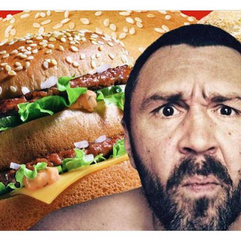 """Burger King"" is suing with Russian singer Schnurov"