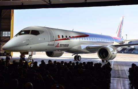 Iran is eager to buy Japanese Mitsubishi regional jets