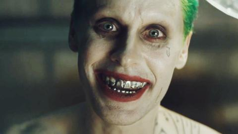 Jared Leto has starred in the clip in an image of the Joker