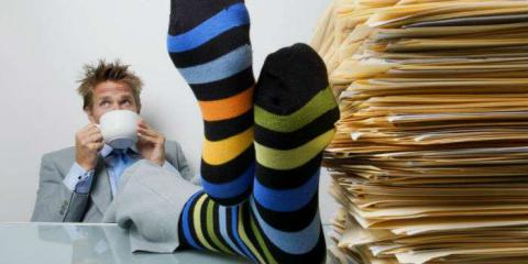 Is laziness a sign of intelligence?