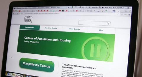 Australia's first online census failed after several cyberattacks