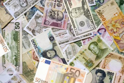 No need in passport to exchange currency in Ukraine