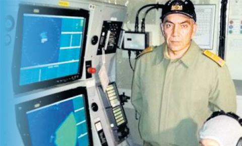Turkish admiral is seeking asylum in US