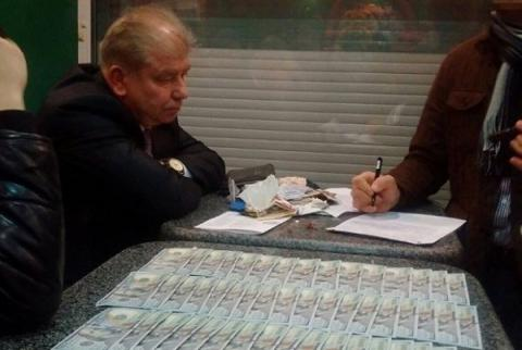 Cought on bribe judge Shvets dismissed from office - Ukrainian PG