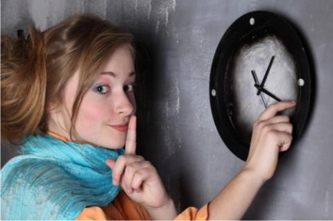 Why time flows faster with age