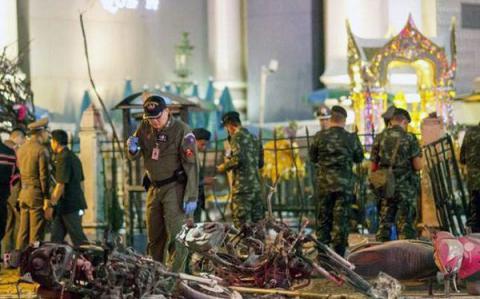 11 blasts in Thailand, that killed 4, injured dozens, were acts of local sabotage - Police