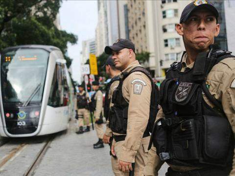 Rio 2016: Two people are detained in suspicion to plan a terror attack