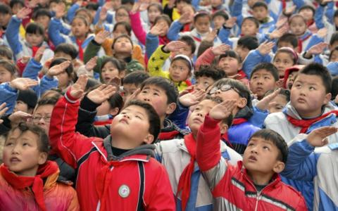 China has started collecting genetic information of newborn children