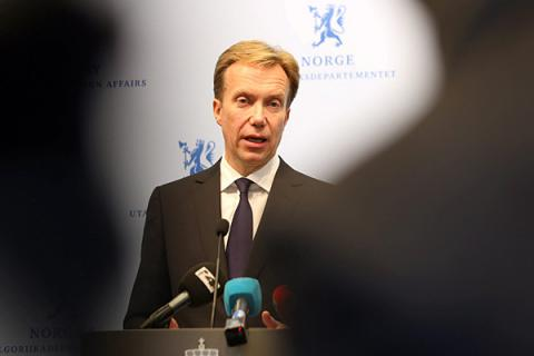 Russia responsible for prevention of further tension in annexed Crimea - Norway FM